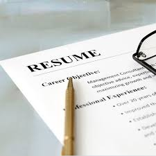 goal of a resume
